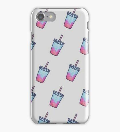 Slush Drinks iPhone Case/Skin