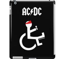 Funny Ac Dc Axl iPad Case/Skin