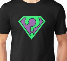 Riddle me this, riddle me that... (V1) Unisex T-Shirt