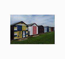 Beach Huts, Dovercourt Unisex T-Shirt