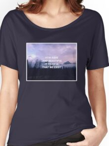 Sleeping at Last Women's Relaxed Fit T-Shirt