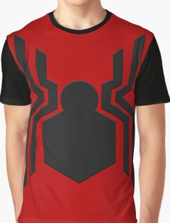 Spider-Man Symbol MCU 2016 Graphic T-Shirt