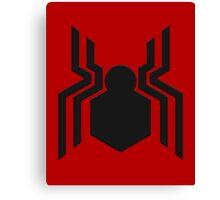 Spider-Man Symbol MCU 2016 Canvas Print