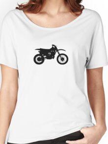 Honda CR250 Elsinore Women's Relaxed Fit T-Shirt