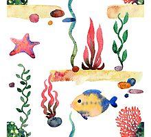 Sea pattern Photographic Print