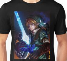 Link and Navi Unisex T-Shirt