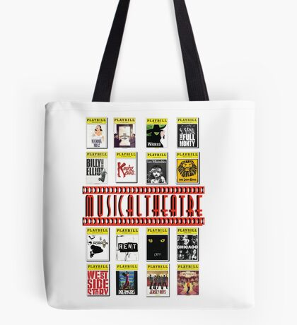 Musical Theatre! Tote Bag