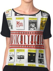 Musical Theatre! Chiffon Top
