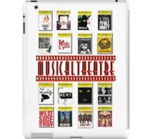 Musical Theatre! iPad Case/Skin