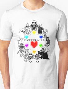 Undertale Memories Unisex T-Shirt