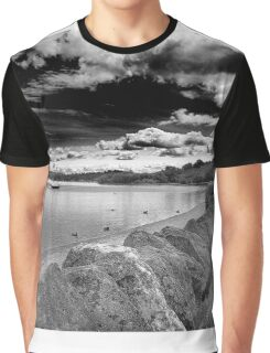 Tranquil Loch Graphic T-Shirt
