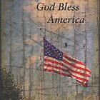 God Bless America by Marie Sharp