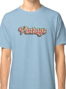 Tricolor Vintage Classic T-Shirt
