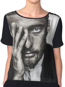 C. MARCHISIO TOP SELLING FOOTBALL PLAYER Chiffon Top