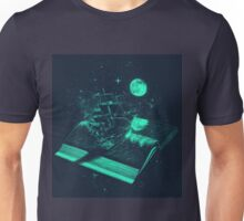 A Page Turner Unisex T-Shirt