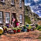 THE FISHERMAN'S COTTAGE HDR by Anthony Hedger Photography