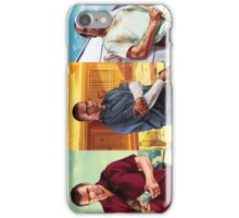 Michael, Franklin and Trevor  iPhone Case/Skin