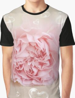 Heart bubbles on a blossom Graphic T-Shirt