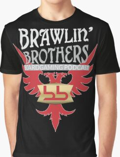 Brawling Brothers Design 2 Graphic T-Shirt