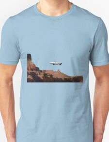 THELMA AND LOUISE CAR Unisex T-Shirt