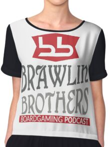 Brawling Brothers Design 4 Chiffon Top