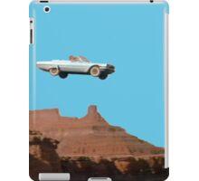 THELMA AND LOUISE CAR iPad Case/Skin