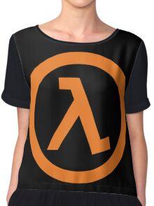 Half-Life Lambda Chiffon Top