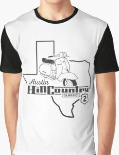 2016 Austin Hill Country Classic Graphic T-Shirt