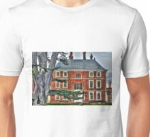 The Forty Hall House HDR Unisex T-Shirt