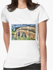 The Bridge HDR Womens Fitted T-Shirt