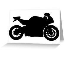 Honda CBR1000RR Greeting Card