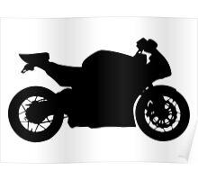 Honda CBR1000RR Poster