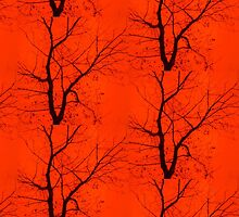 Fire Tree by Tamarra