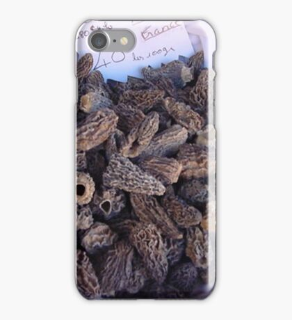 Morel Mushrooms  If you like, please purchase, try a cell phone cover thanks iPhone Case/Skin