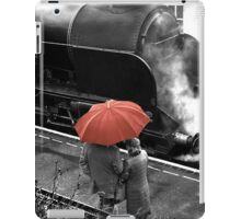 Brief Encounter At The Station iPad Case/Skin