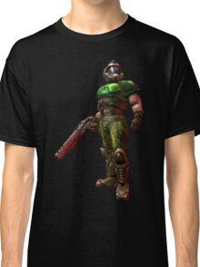 Original Doomguy Classic T-Shirt