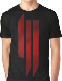 Skrillex - ill - Red Graphic T-Shirt