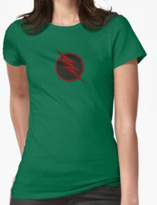 The Reverse Flash Logo t-Shirt(Other products included) Womens Fitted T-Shirt