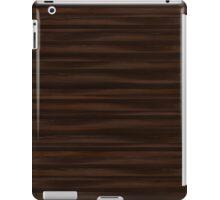 Wood - oak bog iPad Case/Skin
