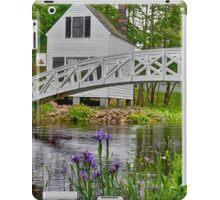 Old Bridge iPad Case/Skin