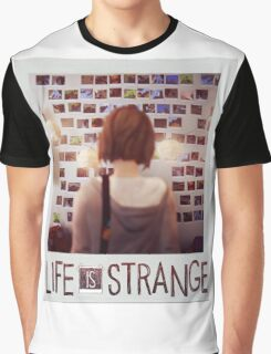 Life is strange Max Graphic T-Shirt