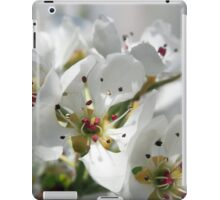 Pear Blossoms iPad Case/Skin