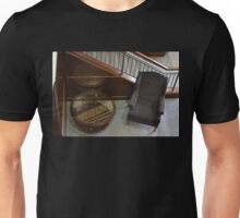 reflection of table Unisex T-Shirt