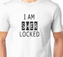 Sherlocked Unisex T-Shirt