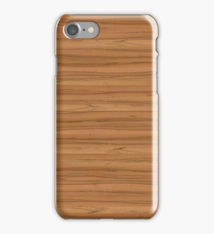 Wood - arariba iPhone Case/Skin