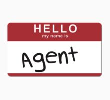 Uh- His first name is Agent by 0pal-heart
