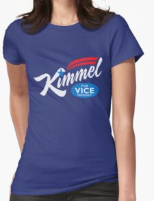 Kimmel for Vice President Womens Fitted T-Shirt