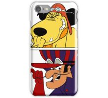 Dastardly & Muttley In Their Flying Machines Cool Stuff iPhone Case/Skin