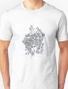sea girl Unisex T-Shirt