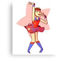 Sailor Spider Canvas Print
